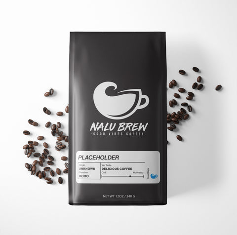 Nalu Brew Colombia - Single Origin Coffee