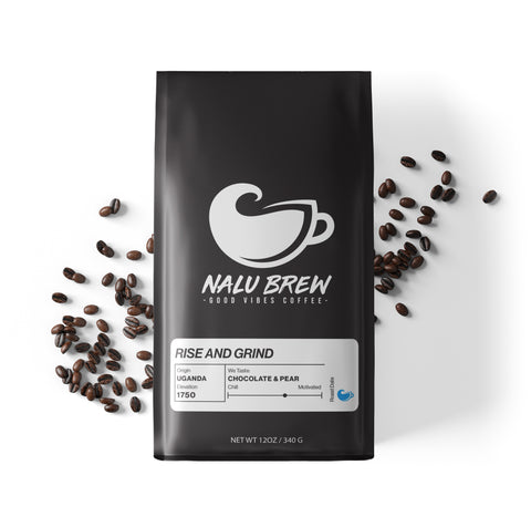 Nalu Brew RISE AND GRIND