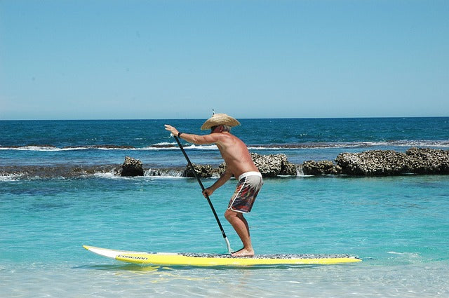 Where are the best places to go Paddle Boarding?