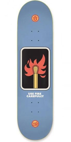 Habitat X Smokey 'Use Fire Carefully' Deck