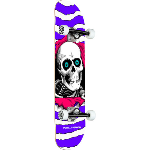 "7.75"" Powell Peralta Purple Ripper Complete"