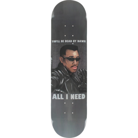 "7.75"" AIN  Fightn' Fang / Dead By Dawn Complete Skateboard"
