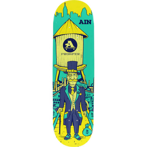 "8.5"" All I Need Prosper Skateboard Deck"