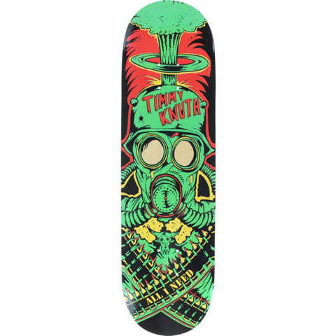 "8.3"" All I Need Timmy Knuth War Machine Complete Skateboard"