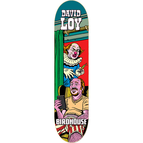 "8.25"" Birdhouse Loy Mexipulp Skateboard Complete"