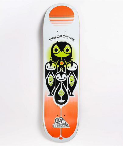 "8.12"" Darkroom Turn Off The Sun Skate Deck"