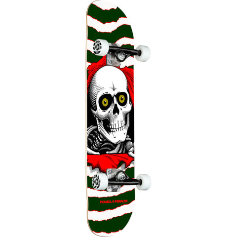 "7"" Mini Powell Peralta Green Ripper Complete"