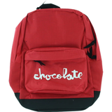 Chocolate Simple Bag Red