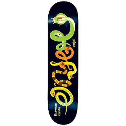 "8.25"" Enjoi Costa Intertwined Deck"