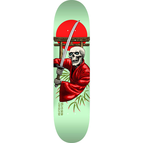 Powell Peralta Charlie Blair Bushido Mint / Red Deck - 8.25""