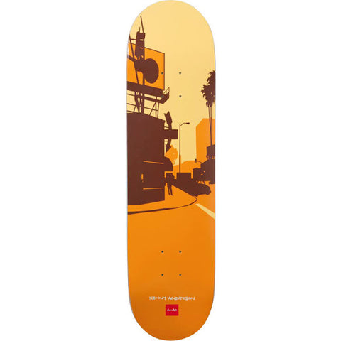 "8.12"" Chocolate K.Anderson City Deck"