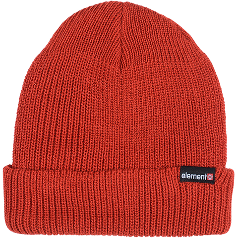 Red Kernel Element Beanie