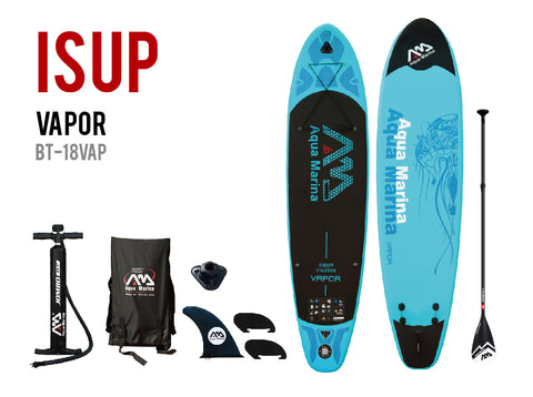 "10' 10"" Aqua Marina Vapor Inflatable SUP"