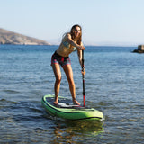 9'9 Aqua Marina Breeze Inflatable Paddle Board