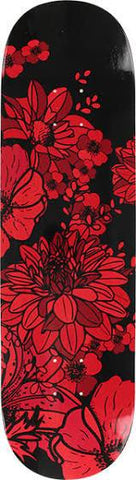 Techne Red & Black Flower Deck
