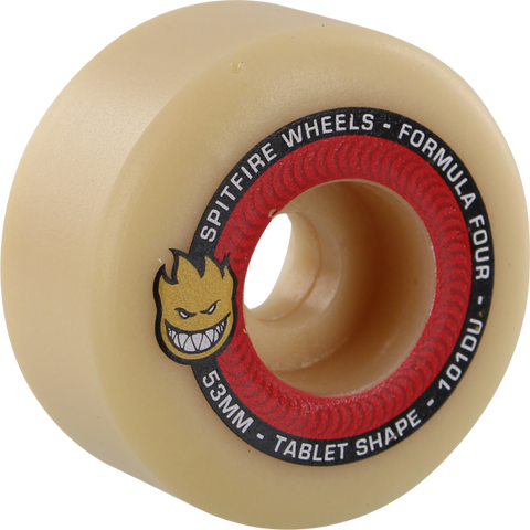 53mm 101a Spitfire Formula Fours Tablet Natural Red