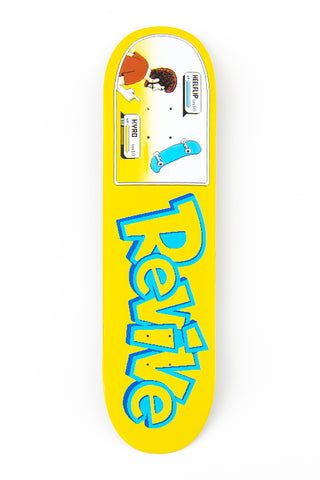 "7.75"" Aaron Kyro Revive Battle Skate Deck"