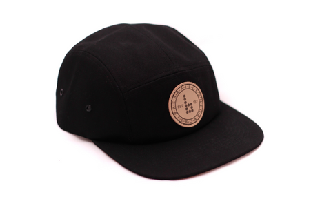 Original Braille 5 Panel Hat