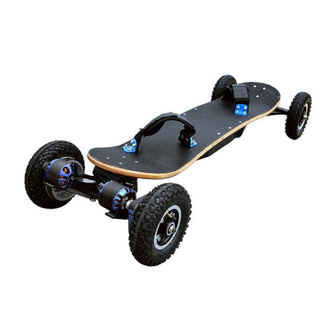 Off-Road Electric Skateboard Dual HUB Motor Boosted Board