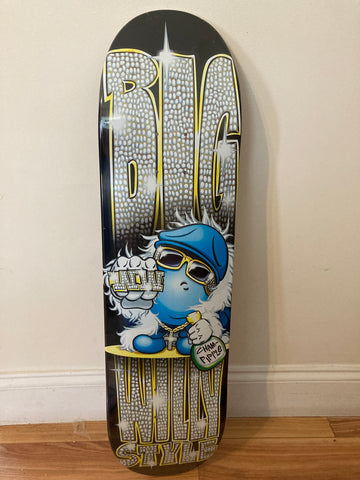 "8.25"" World Industries Big Willy Style Deck"