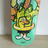 Union Dope Giraffe Skateboard Deck