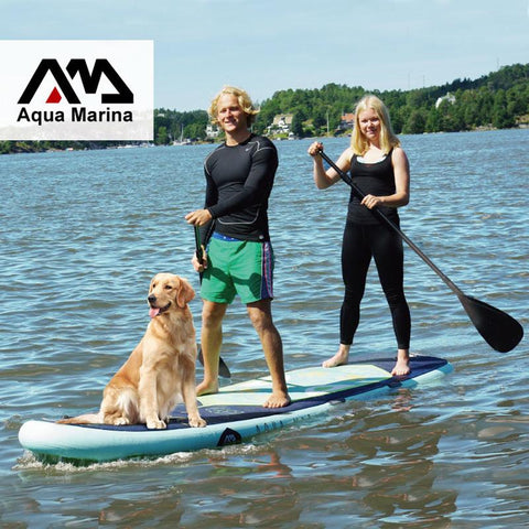 12' Aqua Marina Super Trip Inflatable Paddle Board (SUP)