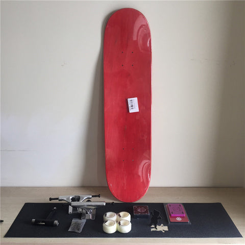 Promade Classic Red Skateboard