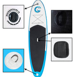 11' FunWater Inflatable Paddle Board (SUP)