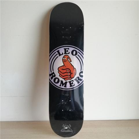 Leo Romero Toy Machine Skateboard Deck