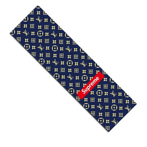 Supreme Blue Louis Vuitton Grip Tape