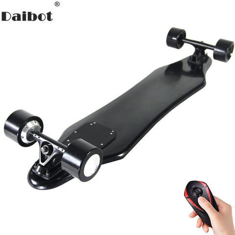 Daibot All Black Electric Longboard