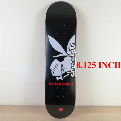 "Chocolate Elijah Berle Joe Skateboard Deck - 8.12"" x 31.625"""