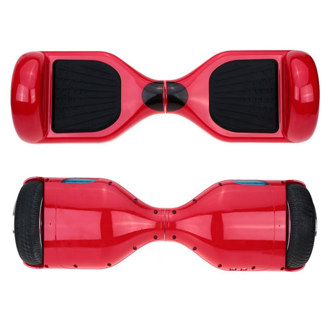 Super Slick Red Hoverboard