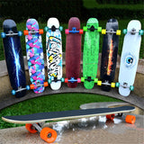 Canadian Maple Longboard Collection