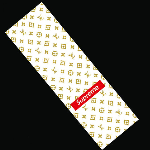 White Supreme Louis Vuitton Grip Tape