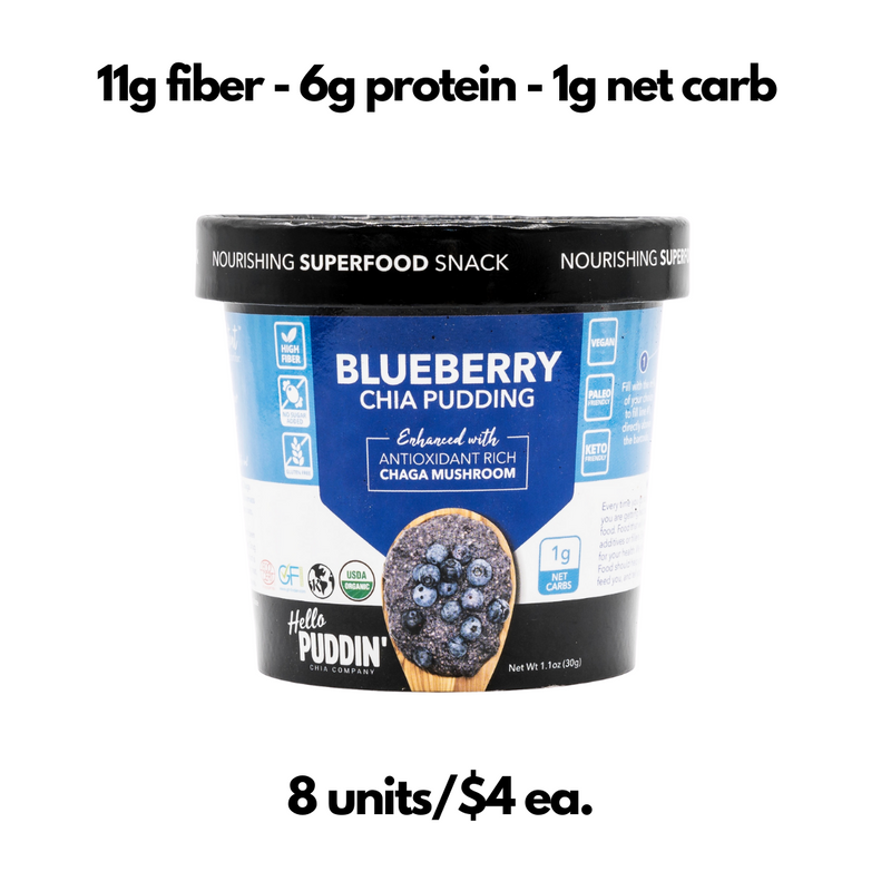 Blueberry & Strawberry Combo Pack