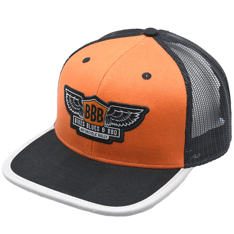 BBB Wings Mesh Cap