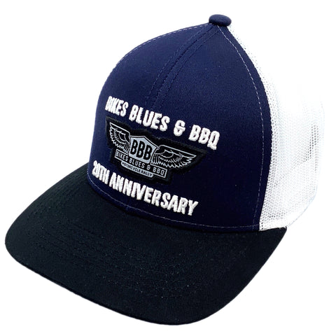 BBB Wings 20th Anniversary Mesh Cap