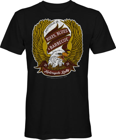 2020 Eagle Design - Black