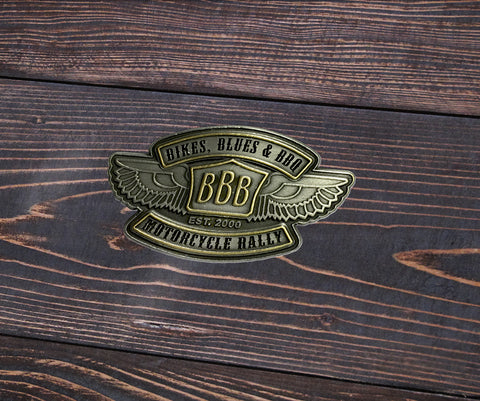 BBBQ Wing Pin
