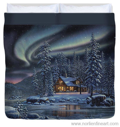 Aurora Bliss - Duvet Cover - King - Duvet Cover