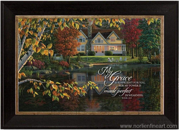 Autumn Refelections With Verse - Mini - Faith Reflections Mini