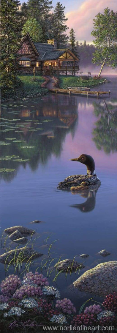Beyond Still Waters - Print - Prints & Giclees