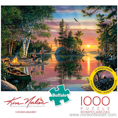 Catching Memories - 1000Pc Puzzle - Puzzles