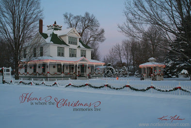 Christmas Memories With Verse - Photography - Photography