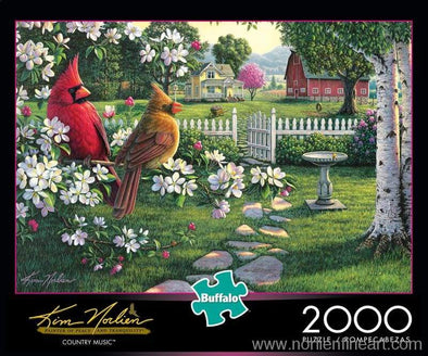 Country Music - 2000Pc Puzzle - Puzzles