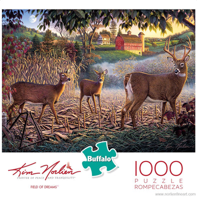 Field of Dreams - 1000pc Puzzle - Puzzles