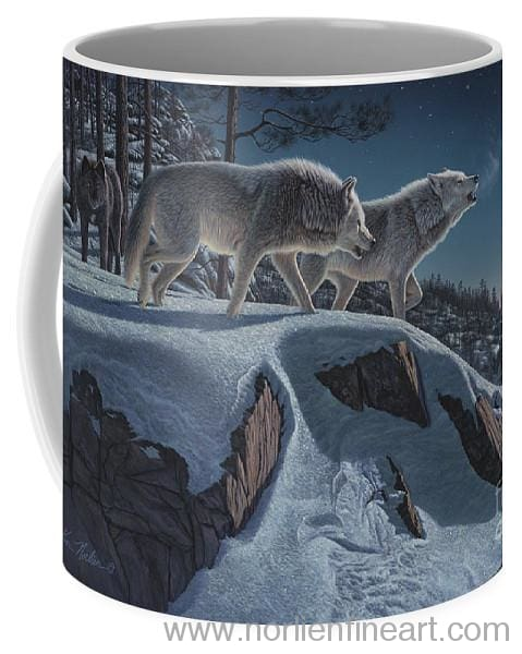 Moonlight Prowlers - Mug - Small (11 Oz.) - Mug