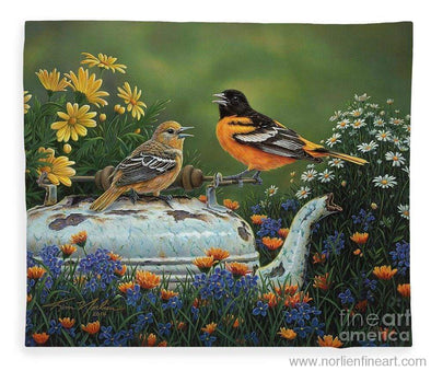 Tea Time - Blanket - 50 X 60 / Plush Fleece - Blanket