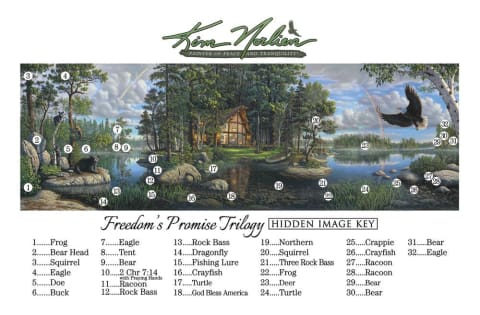 Freedoms Promise Trilogy - Print